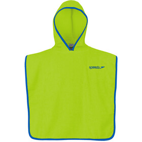 speedo Microterry Poncho 60x60cm apple green